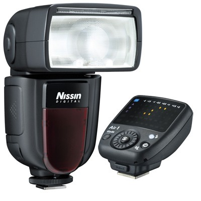 Nissin Di700A Kit + Commander Air1 Canon