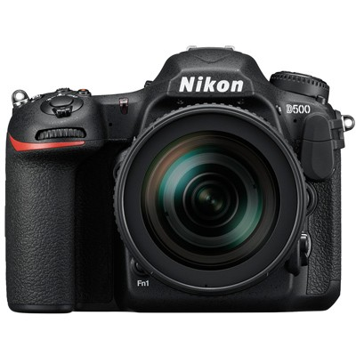 Nikon D500 Kit AF-S DX 16-80mm 1:2,8-4 ED VR