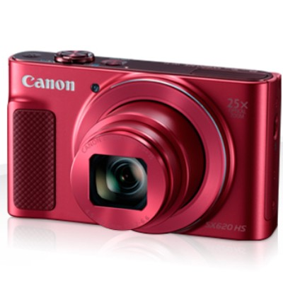Canon PowerShot SX620 HS, rot