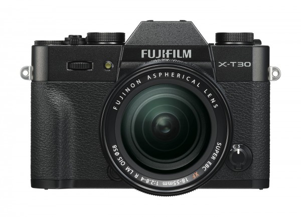 Fuji X-T30 Set + XF 18-55mm R LM OIS, schwarz