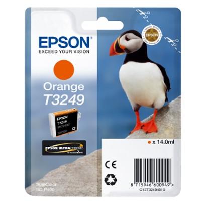 Epson Tinte T3249 orange