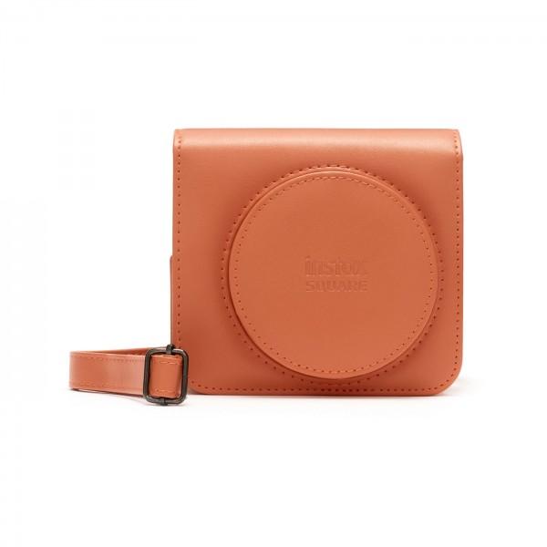 Fuji Instax SQUARE SQ1 Tasche, terracotta-orange