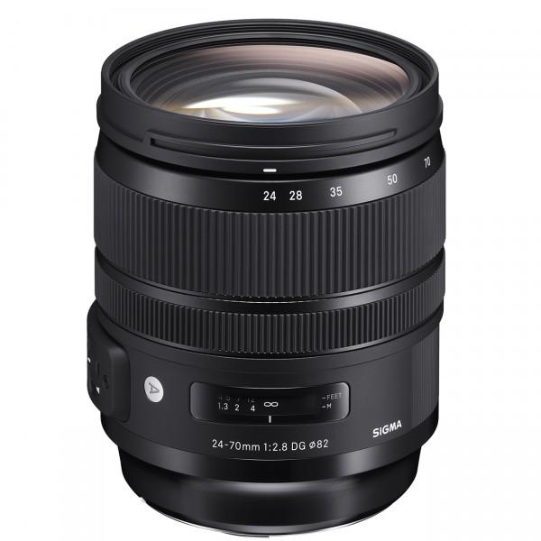 """Sigma 2,8/24-70mm DG OS HSM """"Art"""" für Canon"""