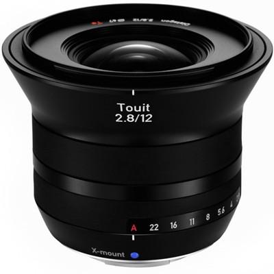 Zeiss Touit 2,8/12mm für Sony E-Mount, schwarz #