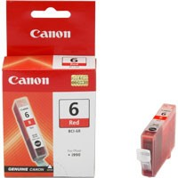 Canon Tintentank BCI-6 R rot