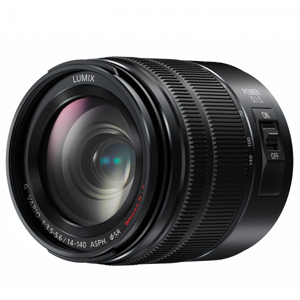 Panasonic Lumix G Vario 3,5-5,6/14-140mm OIS II