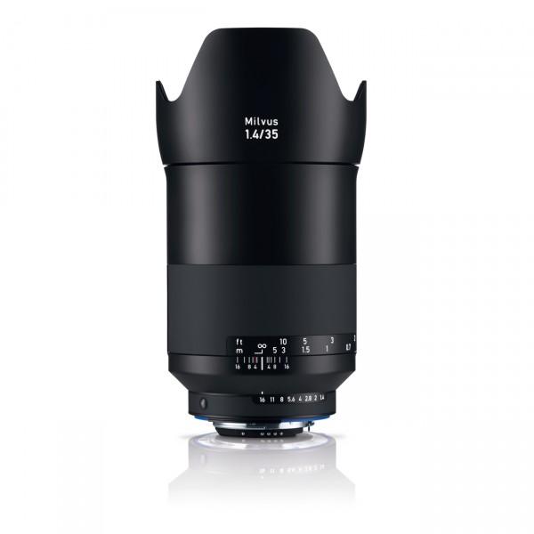 ZEISS Milvus 1.4/35 ZF.2 für Nikon
