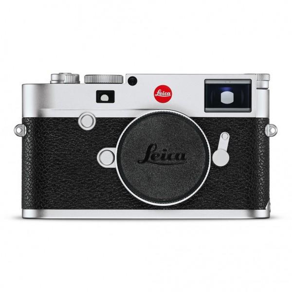 Leica M10, silber/schwarz