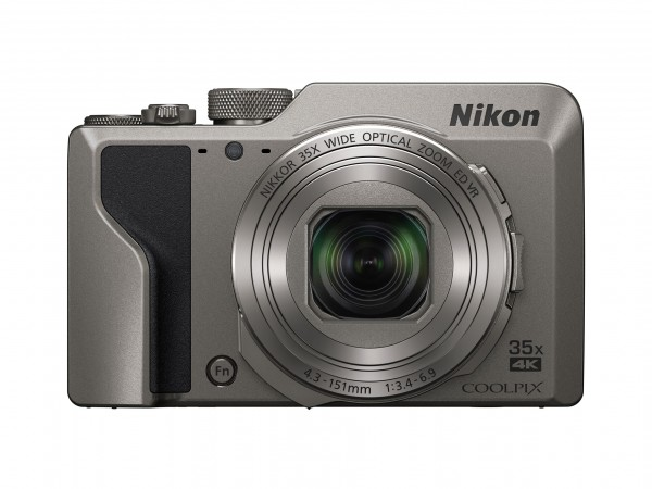 Nikon Coolpix A1000, silber