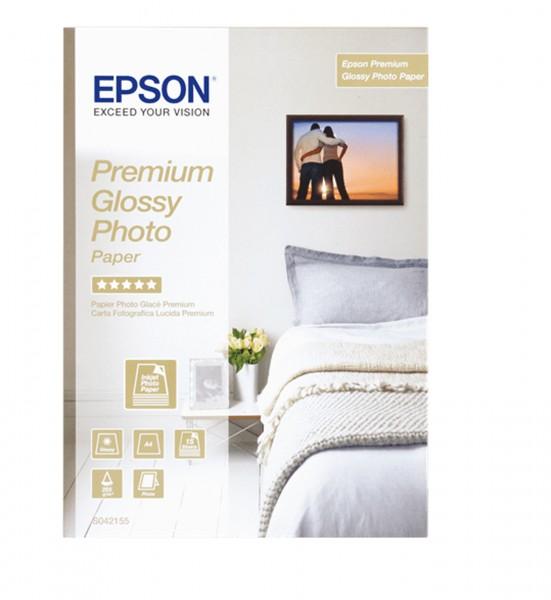 Epson Premium Glossy 255g, 30 Bl., 13x18