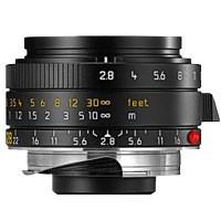 Leica Objektiv Elmarit-M 2,8/28mm asph., schwarz