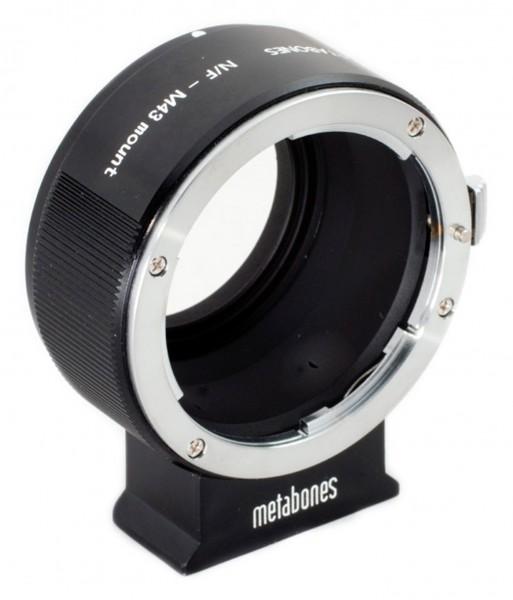 Metabones Nikon F an MFT II T Adapter