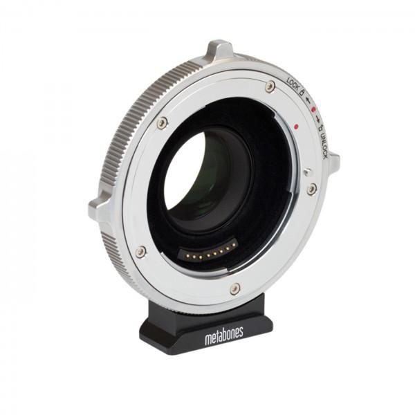 Metabones T CineSpeedBooster XL Canon EF anBMPCC4K