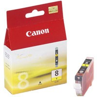 Canon Tintentank CLI-8Y yellow