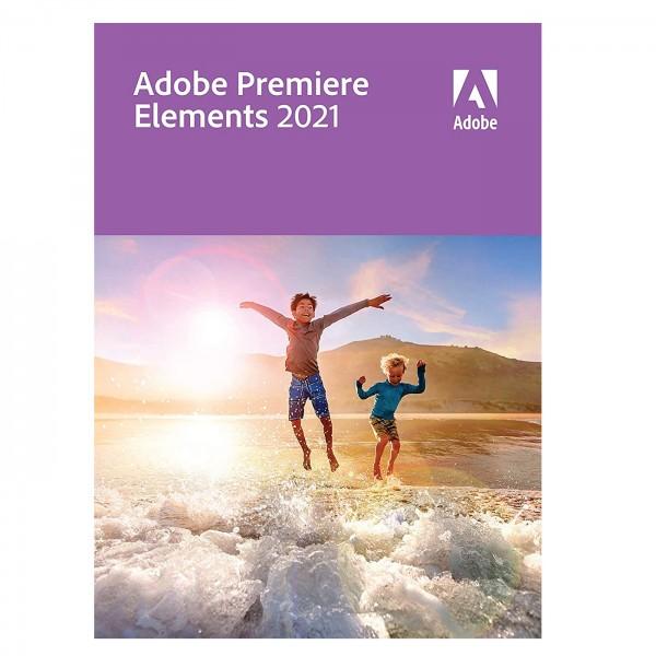 Adobe Premiere Elements 2021 dt. Mac/Win Vollvers.