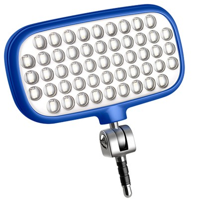 Metz Mecalight LED-72 Smart, blau
