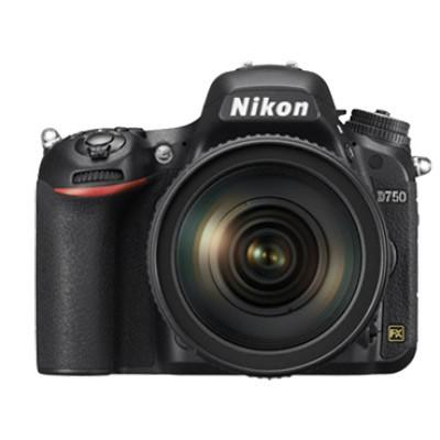 Nikon D750 Set + 24-120mm VR