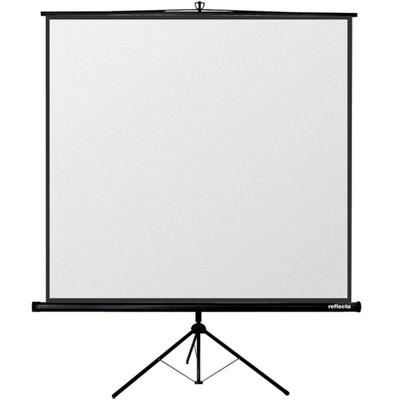 Reflecta CrystalLine Stativ-Lichtbildwand 160 x160