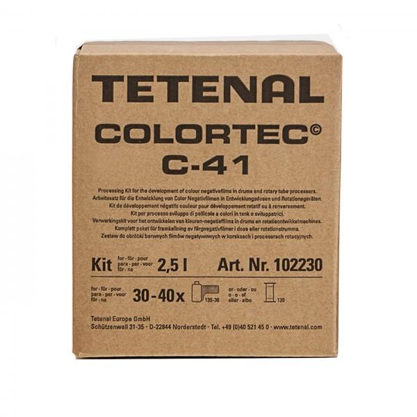 Tetenal Colortec C-41 Kit für 2,5 l