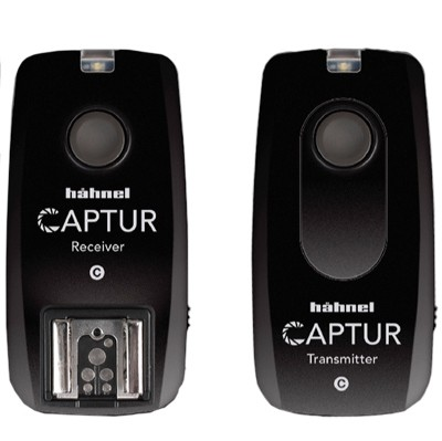 Hähnel Captur Sender + Empfänger für Nikon