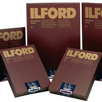 Ilford MG RC Warmtone 100Bl.13x18 44M seidenmatt