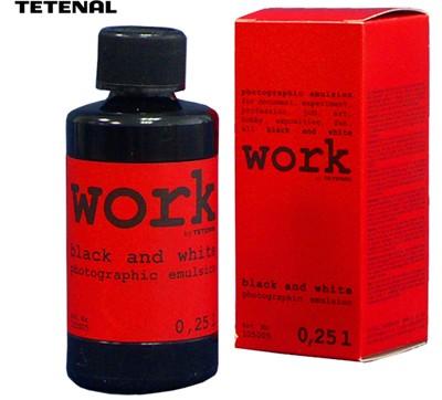 Tetenal work SW Fotoemulsion 250ml