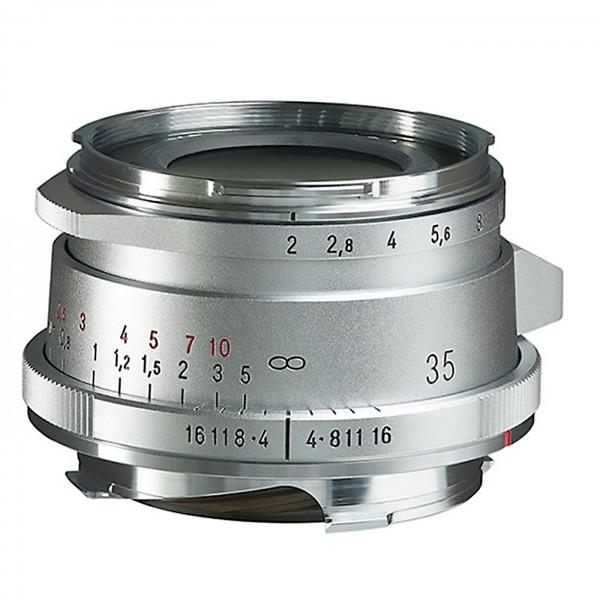 Voigtländer Ultron 2,0/35 mm asph. VM II, silber