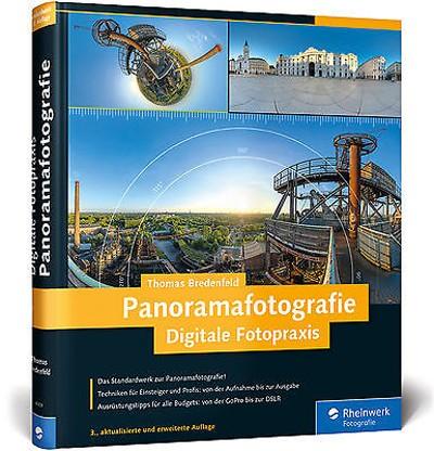 Buch: Panoramafotografie Digitale Fotopraxis