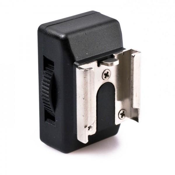 """JJC Blitzschuh-Adapter mit 1/4"""" Schraube"""