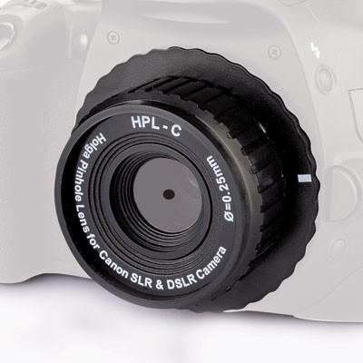 Holga Lochobjektiv für Sony A-Mount