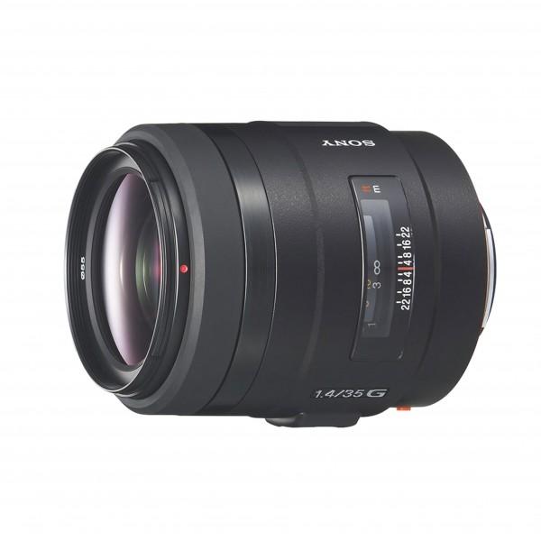 Sony Objektiv 1,4/35mm G für Sony alpha
