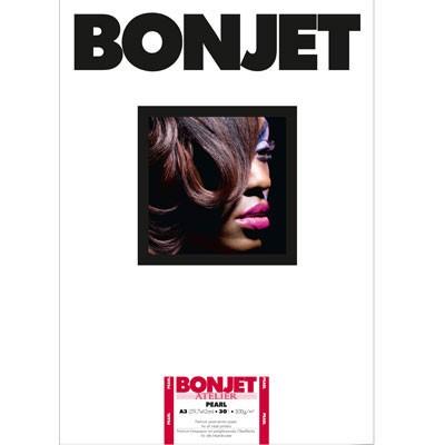BONJET Atelier Pearl DIN A4, 50 Bl. 300g