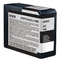 Epson Tinte photo black 80ml (T5801)