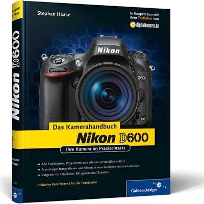 Buch: Nikon D600