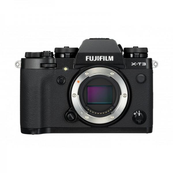 Fuji X-T3 Gehäuse, schwarz