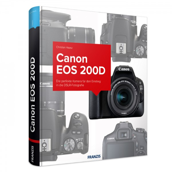 Buch: Canon EOS 200D