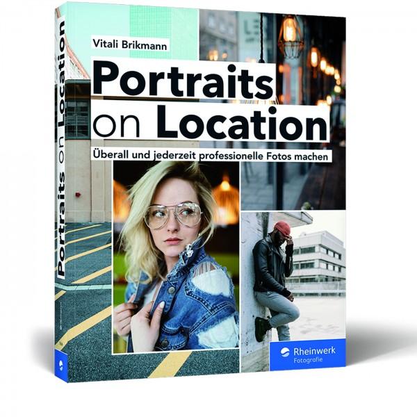 Buch: Portraits on Location