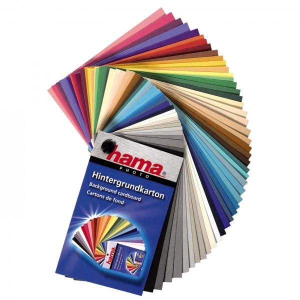 Hama Farbfächer Hintergrundkarton
