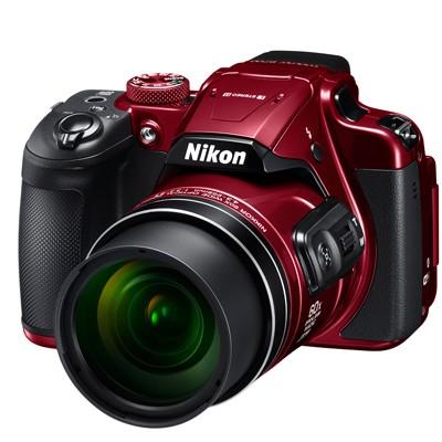 Nikon COOLPIX B700, rot