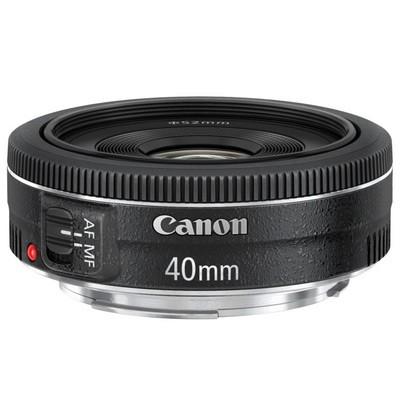 Canon EF 2,8/40mm STM