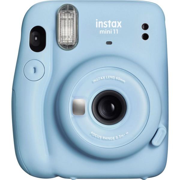 FUJI instax mini 11, sky-blue
