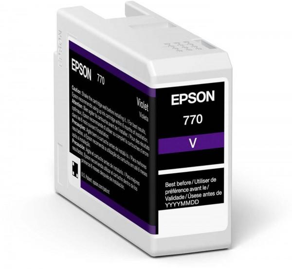 Epson Tinte T47AD violet