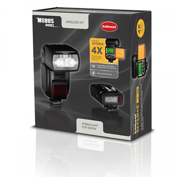 Hähnel Modus 600RT Wireless Kit MK II Nikon