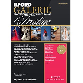 Ilford Galerie Satin Photo 260g 13x18 100Bl