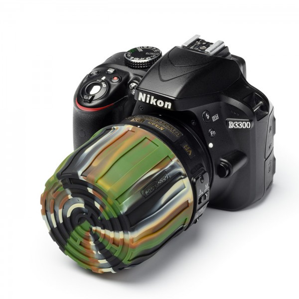 EasyCover Lens Maze, camouflage