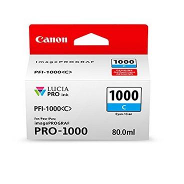 Canon PFI-1000C cyan
