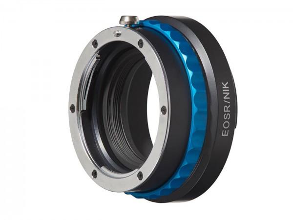 Novoflex Adapter Canon EOS-R für Nikon F Objektive
