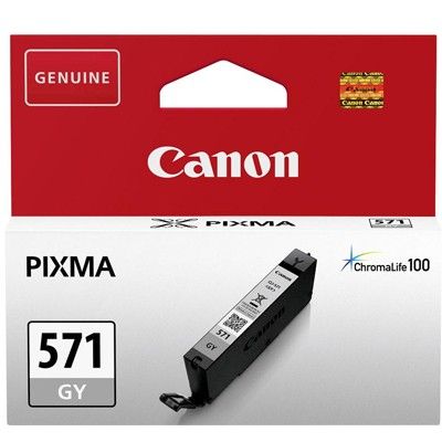 Canon Tinte CLI-571 GY grau