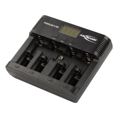 Ansmann Powerline 5 Pro Tischladegerät