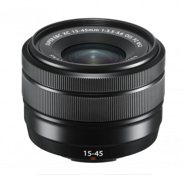 Fuji FUJINON XC 3,5-5,6/15-45mm OIS PZ, schwarz